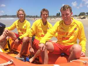 ON PATROL: Lennox lifesavers urge to stay vigilant