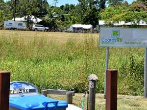 Grey nomad says Cooroy RV site can do a lot better