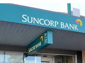 Suncorp branch closure rankles