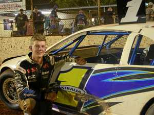 King of modified sedans claims Royal