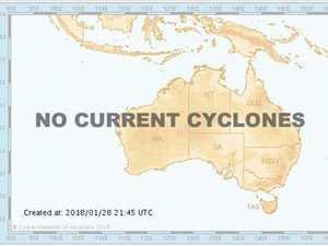 No cyclone but...