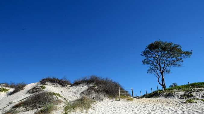 Nude Beach at Tyagarah offs Grays Lane.