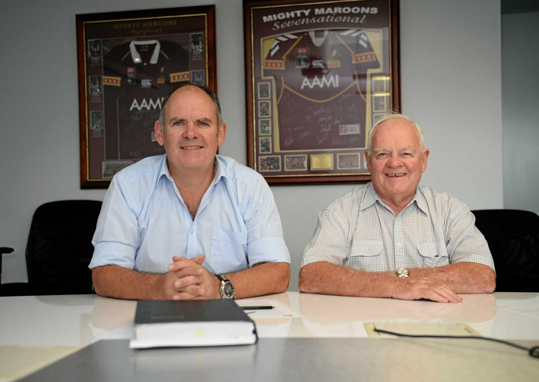 John Murphy and Geoff Murphy.