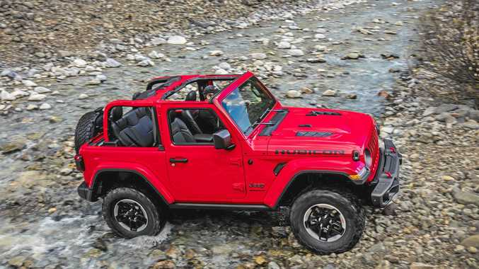 The 2018 Jeep Wrangler will be tougher than anything we have seen wear the nameplate before.