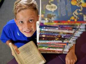 Blyton books bring out adventurous side