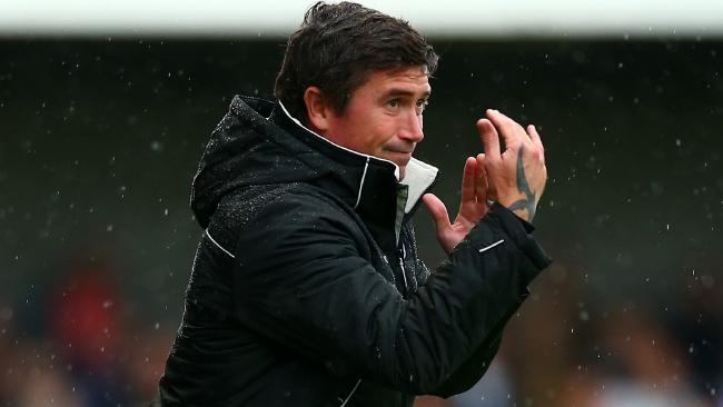 Harry Kewell has done a great job with Crawley Town.