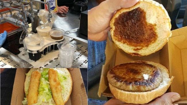Fans fume about the quality of food and beverages at Perth's new $1.6 billion stadium.