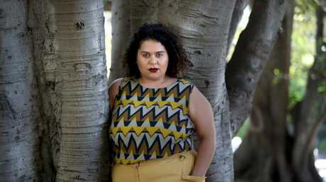 Tarneen Onus-Williams called for Australia Day to be completely abolished. Picture: David Geraghty/The Australian