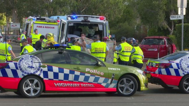 Former priest Peter Neville died after being hit by a car. Picture: TNV