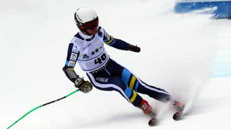 Paralympic skier Mitchell Gourley is a medal chance.