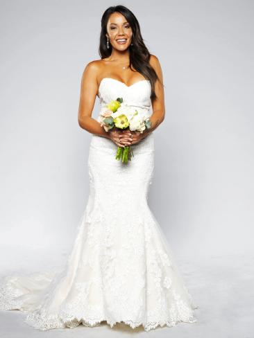 She will be one of the upcoming brides on Married At First Sight. Picture: Channel Nine