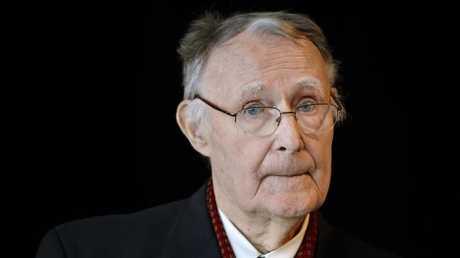 IKEA founder Ingvar Kamprad, died aged 91.