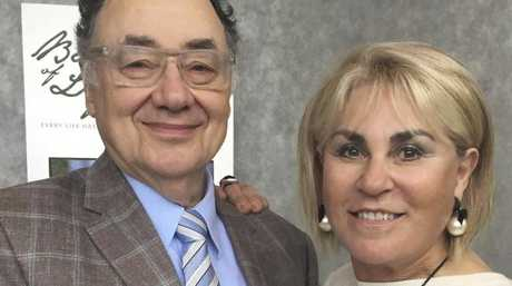 Barry and Honey Sherman were among Canada's richest people, with Mr Sherman's net worth estimated at AUD 4.78 billion. Picture: Greater Toronto/Canadian Press via AP