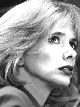 Rosanna Arquette in the 1990s, around the time of her harassment by Harvey Weinstein. Picture: Supplied