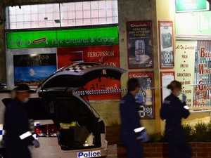 Cops shoot dead armed robber