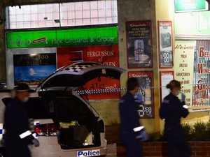 Cops shoot dead armed robber