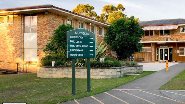 Silky Oaks Children's Haven in Manly, in Brisbane's east. Picture: Google Maps