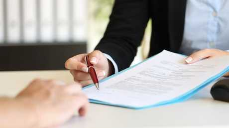 Make sure you read the fine print before signing a rental agreement.