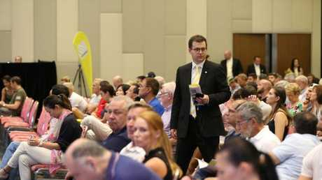Ray White's The Event at the RACV Royal Pines Resort. Picture: Mike Batterham