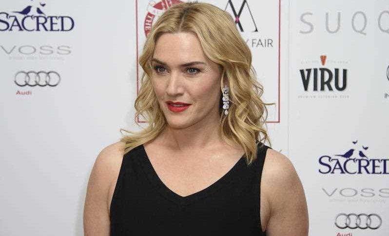 ACTRESS Kate Winslet expressed regret