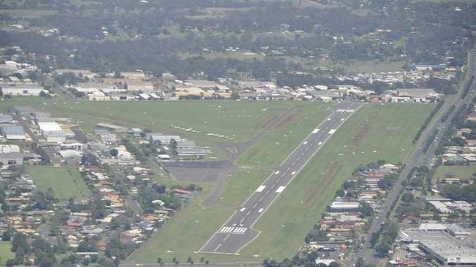 Toowoomba City Aerodrome.