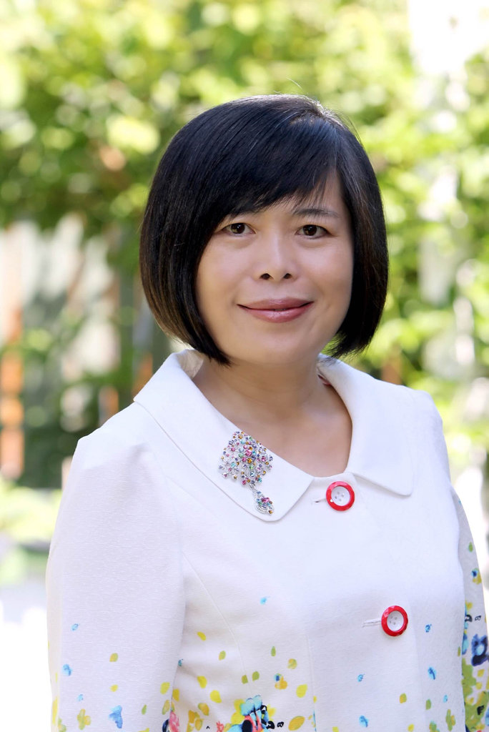 Shan-Ju Lin is running as an independent for the seat of Bundamba