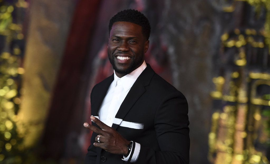 Actor Kevin Hart is coming to Australia.