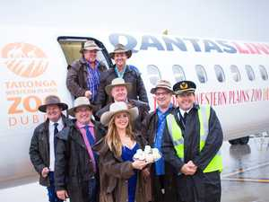Big bucks from bush as Toowoomba luncheon heads to NT