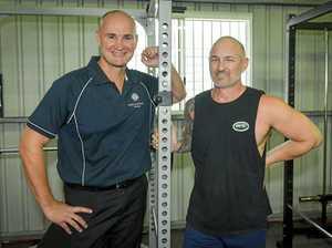 Entrepreneurs Grant keeps gym fighting fit