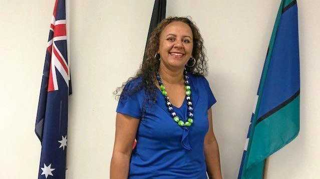 Esther Warcon's outstanding work as active advocate for Yeppoon's Torres Strait Islander youth has been recognised with an Australia Day Achievement Award.