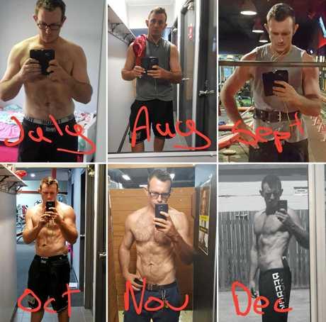 Amazing transformation.