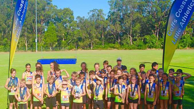 Coffs Coast Little Athletes perform big.