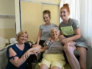 Rockhampton's super nanna welcomes 87th grandchild