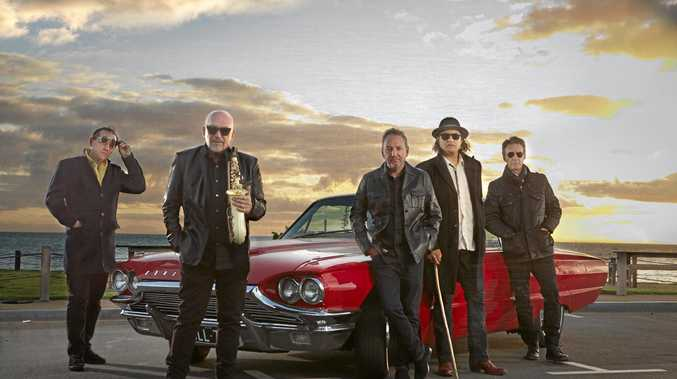 BIG CONCERT: The Black Sorrows will join Aussie legends John Farnham, James Reyne and Ross Wilson at By The C.