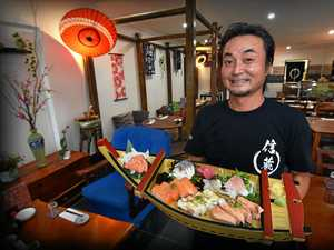 New Japanese restaurant showcases fresh Coast seafood