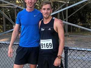 Bucasia runner sets championships goal