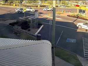 CCTV: Footage released from machete robbery