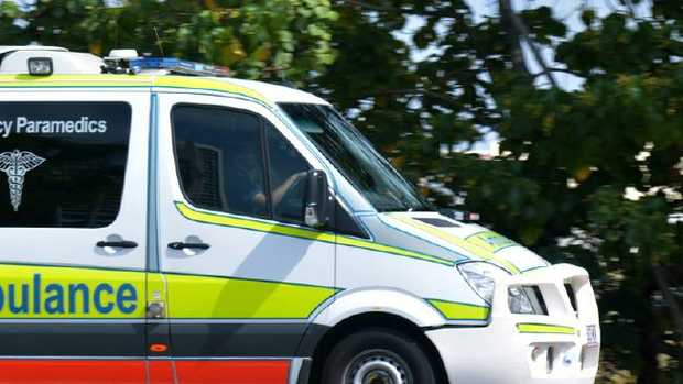 Trailer blazes 20km down Bruce Freeway