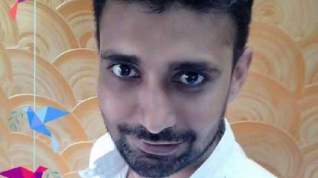 Rajesh Maru died after being sucked into an MRI machine in India. Picture: Facebook