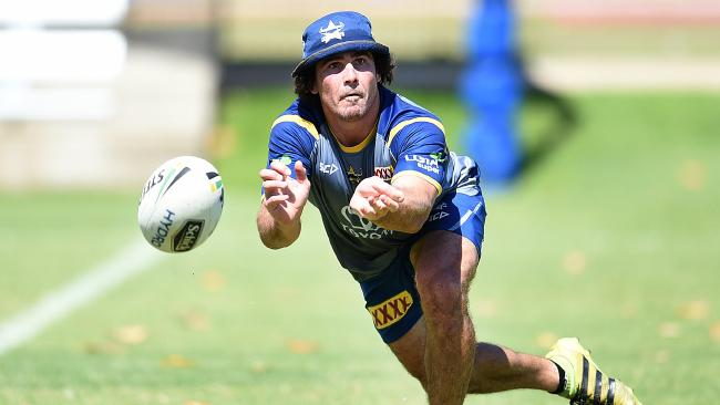 Jake Granville is among the options to replace Cameron Smith in the Queensland team.