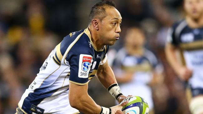 Christian Lealiifano made his return from cancer at the end of last season.