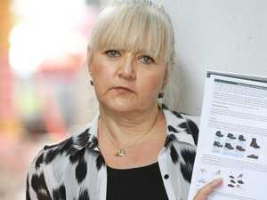 'Restrictive' school shoe ban riles mum