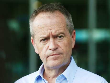 Opposition leader Bill Shorten is expected talk up Labor's plan to focus on cost of living. Picture: Brendan Radke