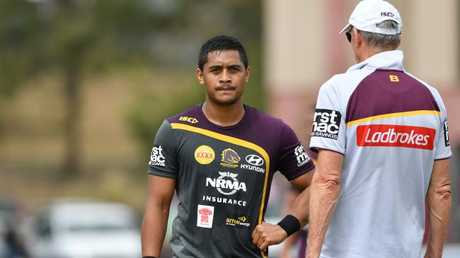 Wayne Bennett will expect more from his halfback. (AAP Image/Darren England)