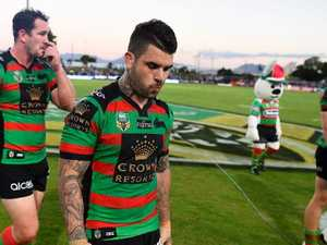 Reynolds injured at Rabbitohs training