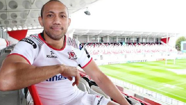 Christian Lealiifano enjoyed a five-month stint in Ireland