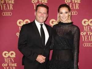 Karl Stefanovic and girlfriend talk about media
