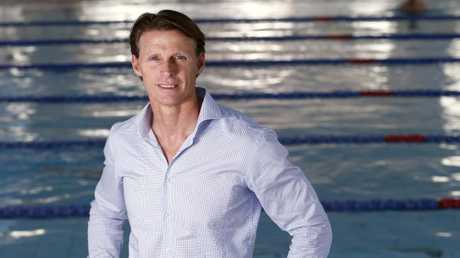 Justin Scarr CEO of Royal Lifesaving Australia and Convener of the Australian Water Safety Council. Picture: David Swift
