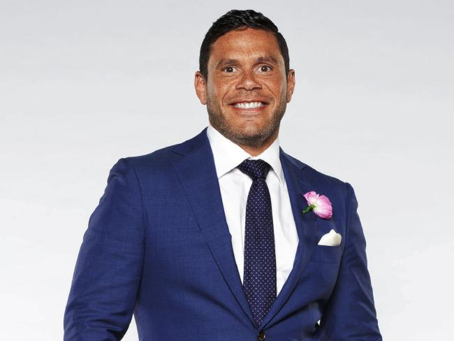Telv has already won a legion on fans after his appearance on Married At First Sight. Picture: Channel Nine