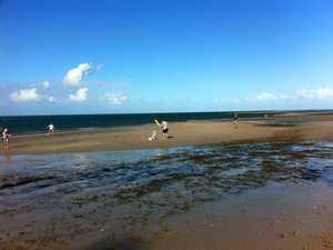 Woman nearly drowns at Fraser Coast beach